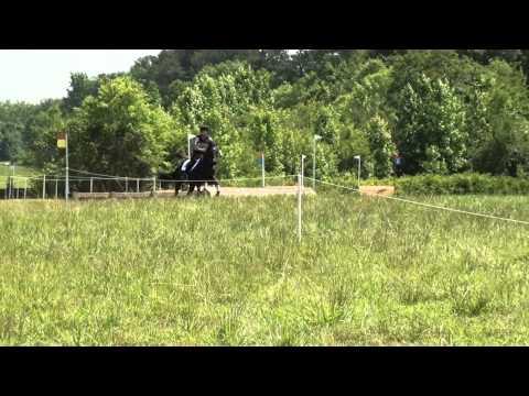 Rylee Gailey & Mr Peeps Chattahoochee Hills Horse Trials May 2012
