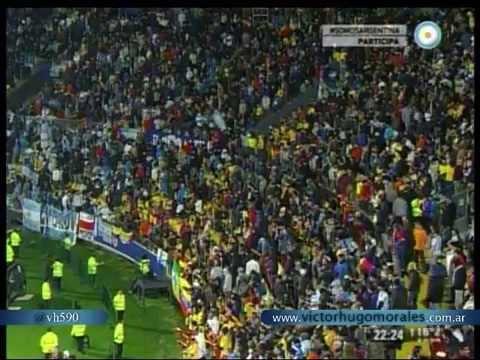 Argentina 0 Colombia 0 (Relato Victor Hugo)  Copa America 2015 Jugadas Increibles