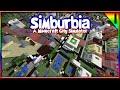 MINECRAFT 1.8 Sim City - Simburbia [1]