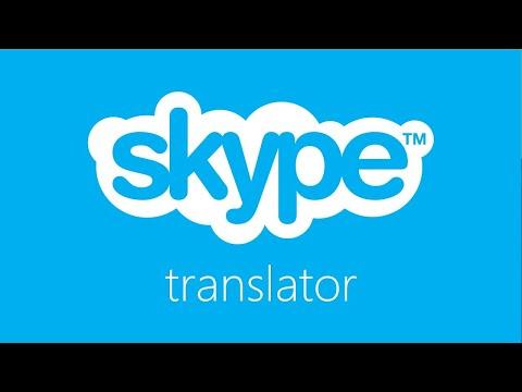 Skype Translator traducción simultánea a otros idiomas Microsoft