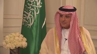 """Ministre d'État saoudien aux Affaires étrangères : """"La politique de l'Iran n'est pas acceptable"""""""