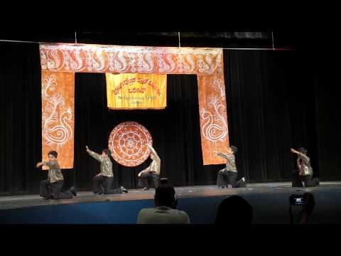 Kannada Koota Portland 2014 Kids Dance Kannada Fusion video