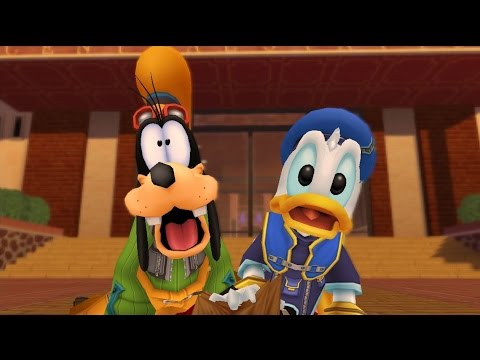"Trailer ""Disney Worlds Connect"" - KINGDOM HEARTS HD 2.5 ReMIX"