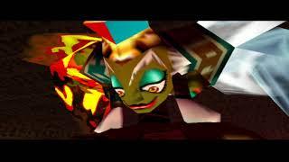 Te Legend Of Zelda - Ocarina Of Time - GamePlay #31 (Final + Boos)