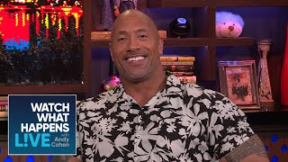 Dwayne Johnson Sees No Need To Speak With Tyrese Gibson | WWHL