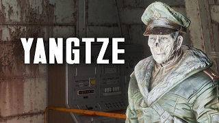 The Full Story of Yangtze-31 Chinese Submarine - Fallout 4 Lore