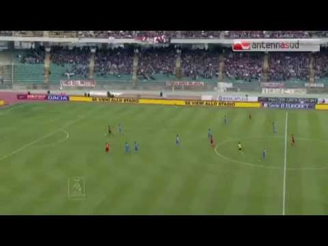 TG 07.04.14 Bari-Empoli 3-0 / REAL AUDIO HIGHLIGHTS