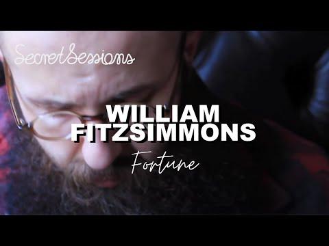 William Fitzsimmons - Fortune - Secret Sessions