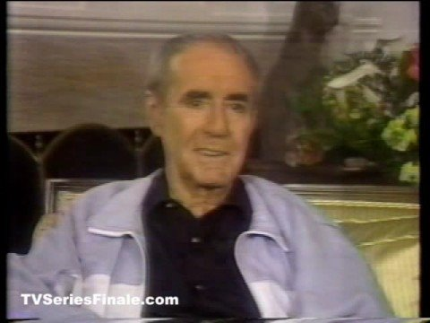 Jim Backus, one of his last interviews