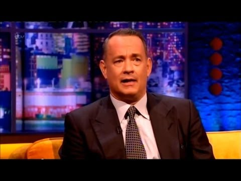 """Tom Hanks"" The Jonathan Ross Show Series 5 Ep 1 12 October 2013 Part 3/4"