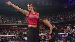 Lita vs. Ivory: SmackDown, September 13, 2001