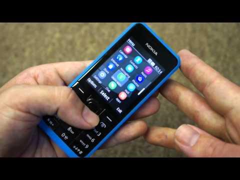 Nokia 301 Review