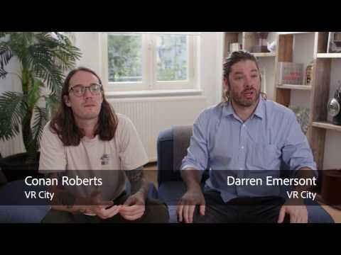 Creating Emotionally Transformative VR Experiences | Adobe Creative Cloud