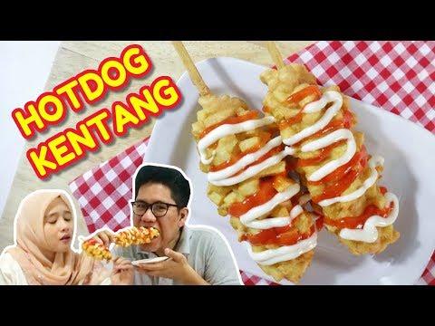 Resep Hotang/Hotdog Kentang ala Dapur Adis