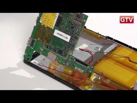 Bliss pad r8010 как разобрать планшет и из