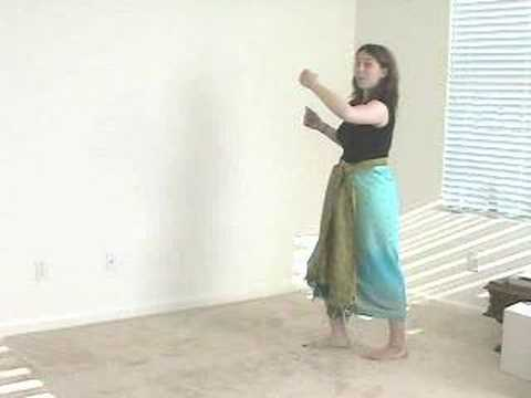 Learn To Dance 'indonesian Warrior' video