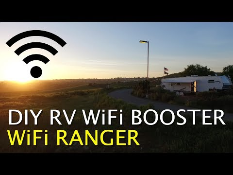 Best RV WiFi for $100! RV WiFi Booster How To Setup And Review