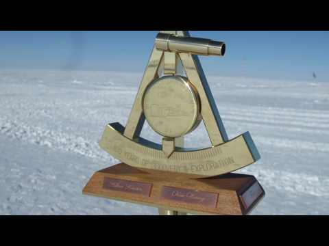 Flat Earth  Antarctica No 24 hour Sun!720P