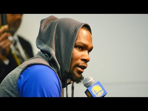 Kevin Durant Reacts To Lebron James Trade Rumors