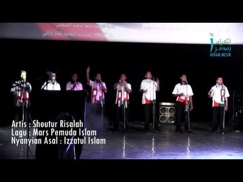 [Shoutur Risalah] Mars Pemuda Islam