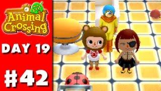Animal Crossing: New Leaf - Part 42 - Ashley's House (Nintendo 3DS Gameplay Walkthrough Day 19)