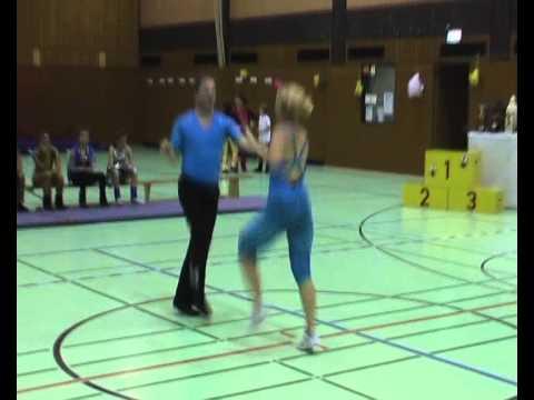 Lisa-Marie Nick & Harald Marzi - 29.Rhein-Sieg-Cup