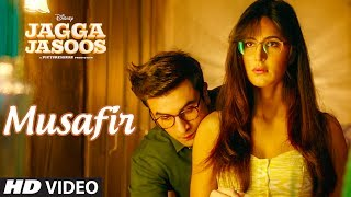 download lagu Jagga Jasoos: Musafir  Song  Ranbir Kapoor, Katrina gratis