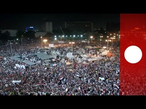 Egyptian army gives Mursi 48 hours to share power