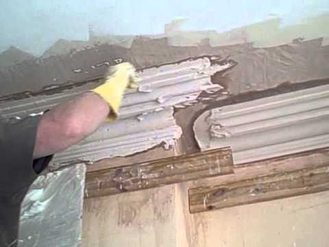 Running Cornice In-Situ Tutorial Plastering