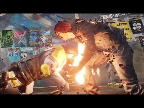 inFamous Second Son Gameplay TV Commercial 【HD】