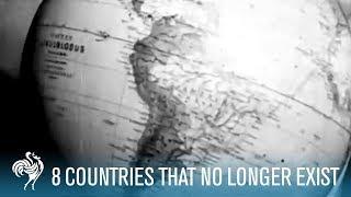 8 Countries That No Longer Exist | British Pathé