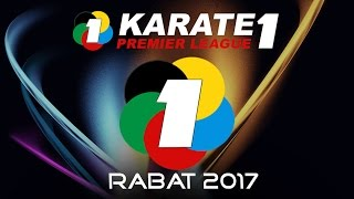 FRMK.TV : Karaté 1-Premier League Rabat 2017