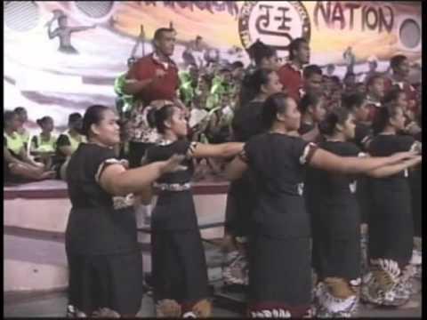 Xmas 2013 Tafuna High School-'Musika Malie Medley'