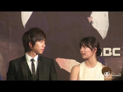 [Fancam] 130402 Suzy & Lee Seung Gi @