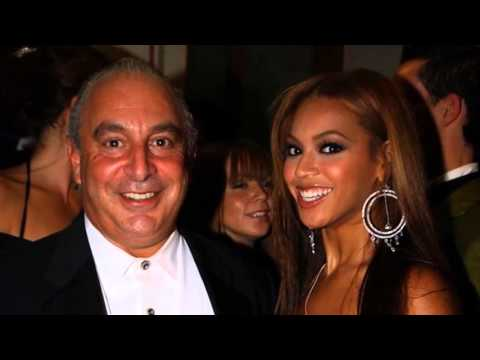 BEYONCÉ To Launch New Clothing Line with Sir Philip Green Owner of Topshop