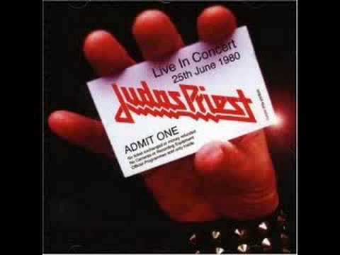 Judas Priest-You Dont HaveTo Be Old To Be Wiselive