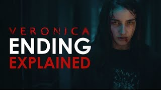Veronica Movie: Ending Explained and Real Life True Story