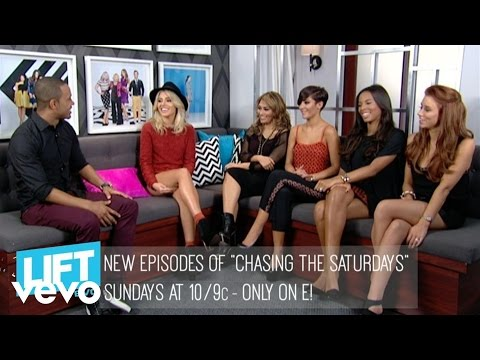 Chasing The Saturdays Episode 3 #SatsOnTheBeach Post-Show...
