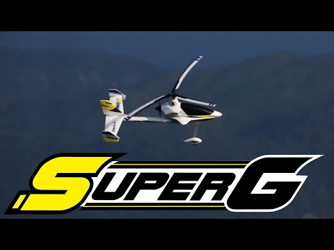 HobbyKing Super-G Auto Gyro - HobbyKing Product Video