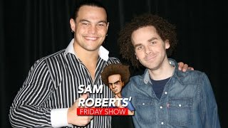 Sam Roberts & Bo Dallas - Family, IRS, Bray Wyatt, Bolieve gimmick, etc