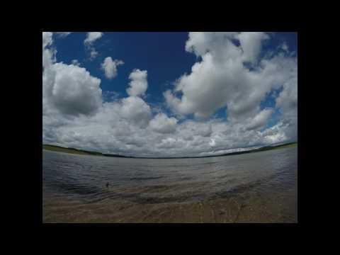 Mazury, Jezioro I Chmury - Polska Jest Piękna
