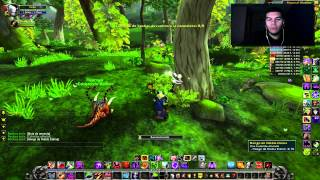 Gameplay World of Warcraft Mists of Pandaria | Road to 90| Subiendo un brujo a nivel 90 - Capitulo 6