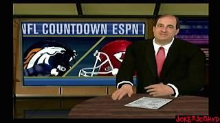 Week 15 | DEN @ KC | ESPN NFL 2K5 Kansas City Chiefs Season Mode
