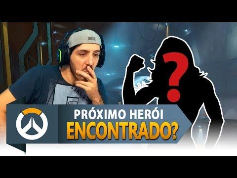 Overwatch | PRÓXIMO HERÓI REVELADO POR ESSAS PISTAS? | Rasante #217