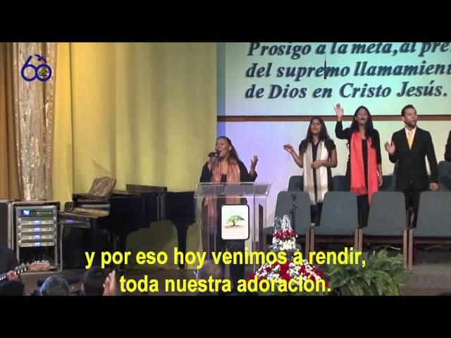 Alabanza y Adoración Culto 28-09-14 Dir, Nellyvethe Coffi