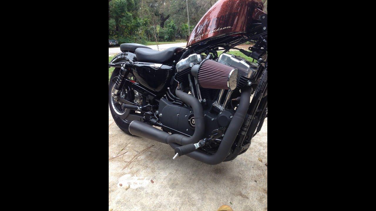 Harley Davidson Sporster Forty