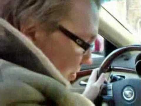 Большой тест-драйв (видеоверсия): Cadillac CTS [СиДр] часть 1