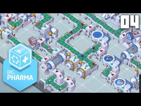 """#1 DRUG MAKER IN THE WORLD!!!"" - Big Pharma Part 04 - 1080p HD PC Gameplay Walkthrough"