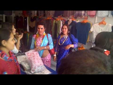 nepali Gay singing & Dans'