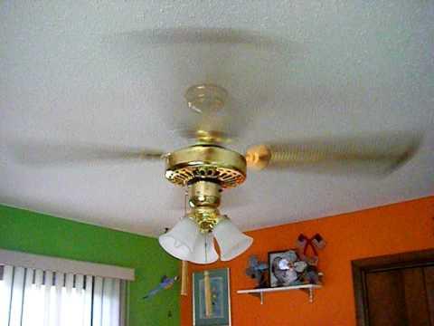 Moss WF Series Ceiling Fan